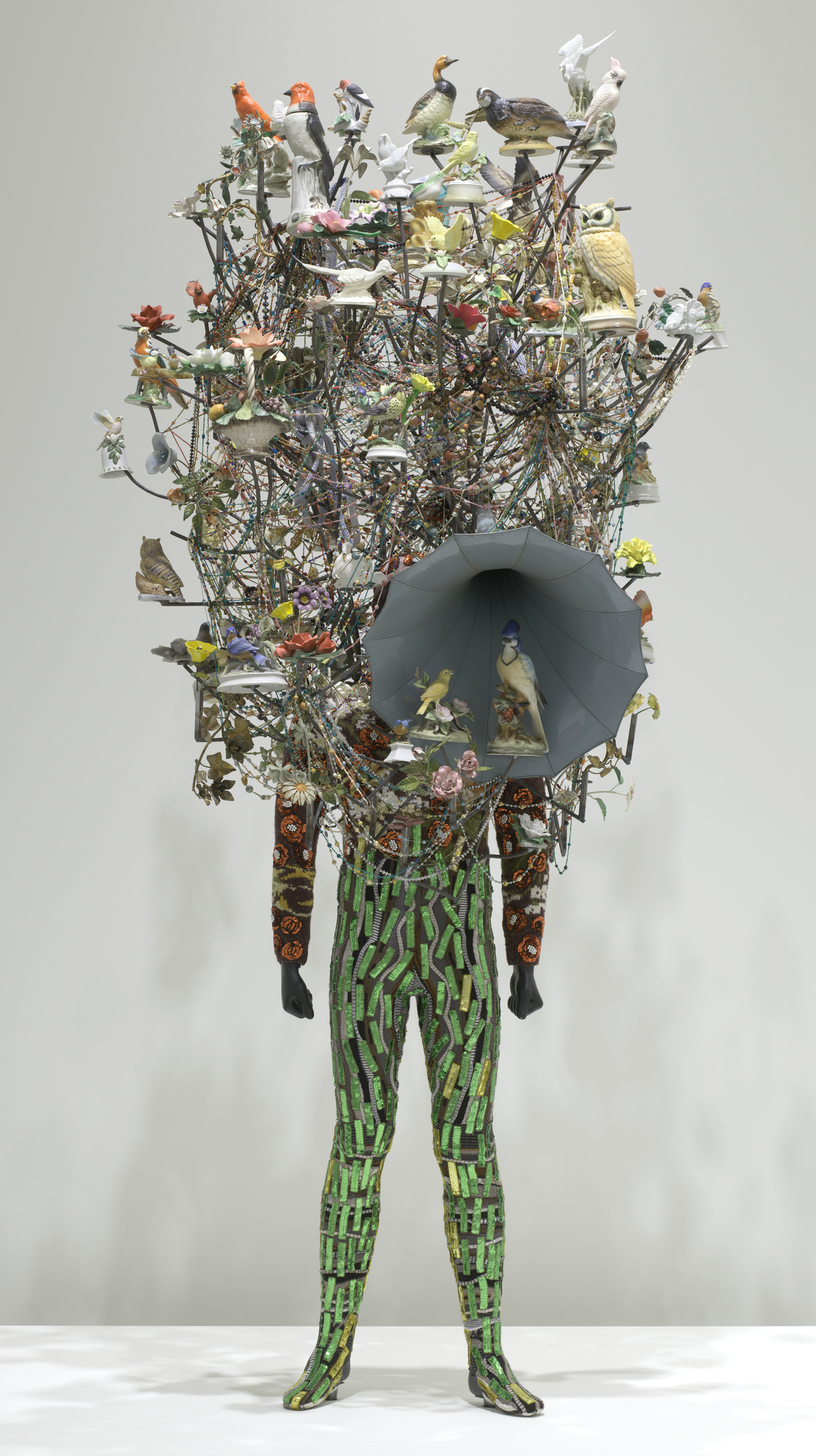 Nick Cave - Soundsuit (2011) (courtesy of MoMA)