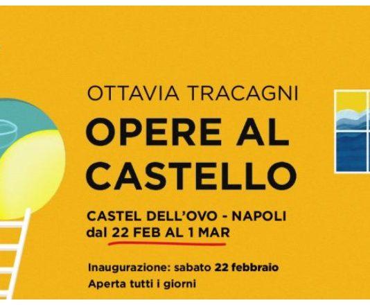 Ottavia Tracagni – Opere al Castello