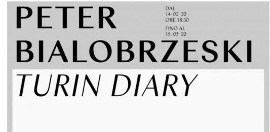 Peter Bialobrzeski – Turin diary