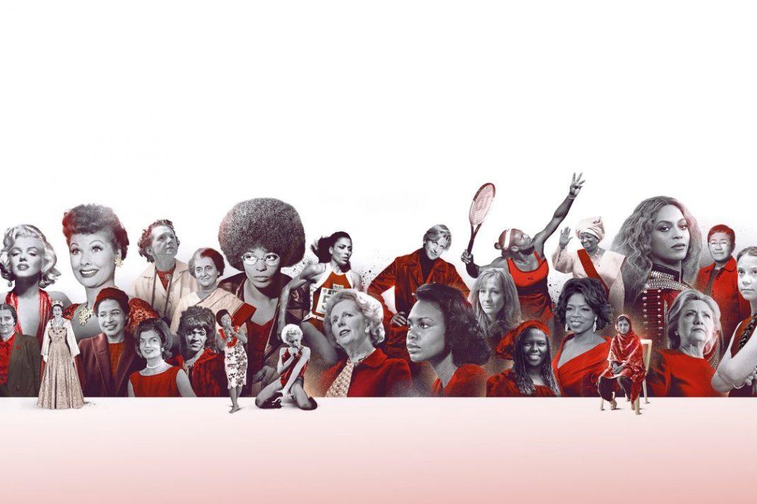 100 Women of The Year è l'iniziativa del Time che propone 100 copertine di donne che hanno fatto la storia, dal 1920 ai giorni nostri (Courtesy: Neil Jamieson for TIME)