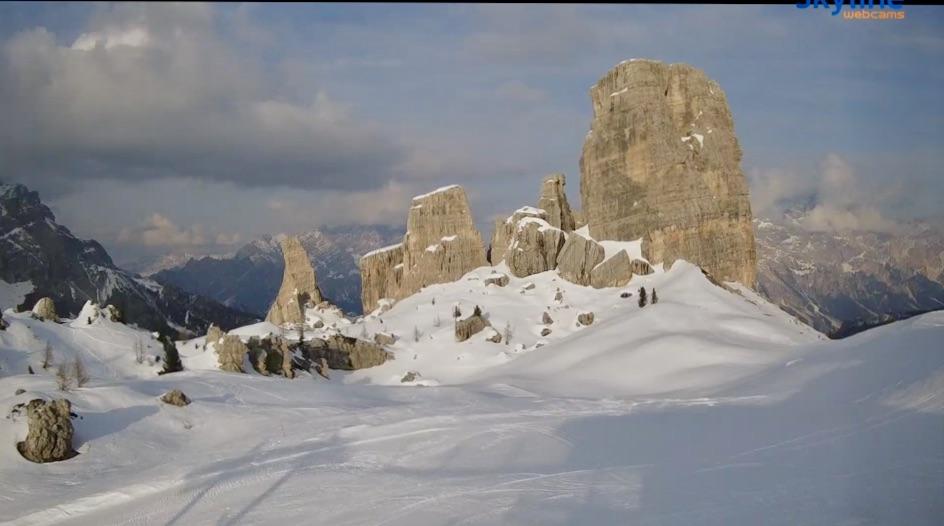 Cortina d'Ampezzo, marzo 2020