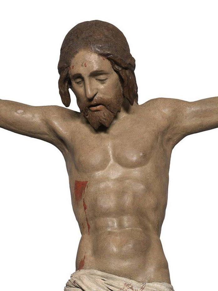 Il crocifisso di Donatello