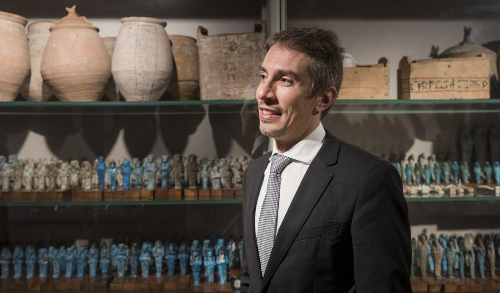 Christian Greco, presidente della Commissione per i direttori dei musei autonomi