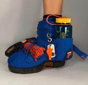Concept shoe per Fila, design Nicole MCLaughlin