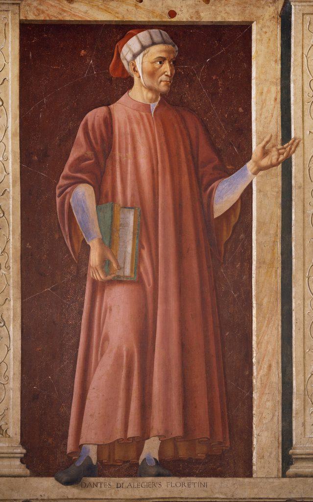 Dante Andrea del Castagno