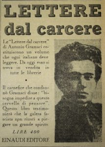Lettere dal carcere, Antonio Gramsci