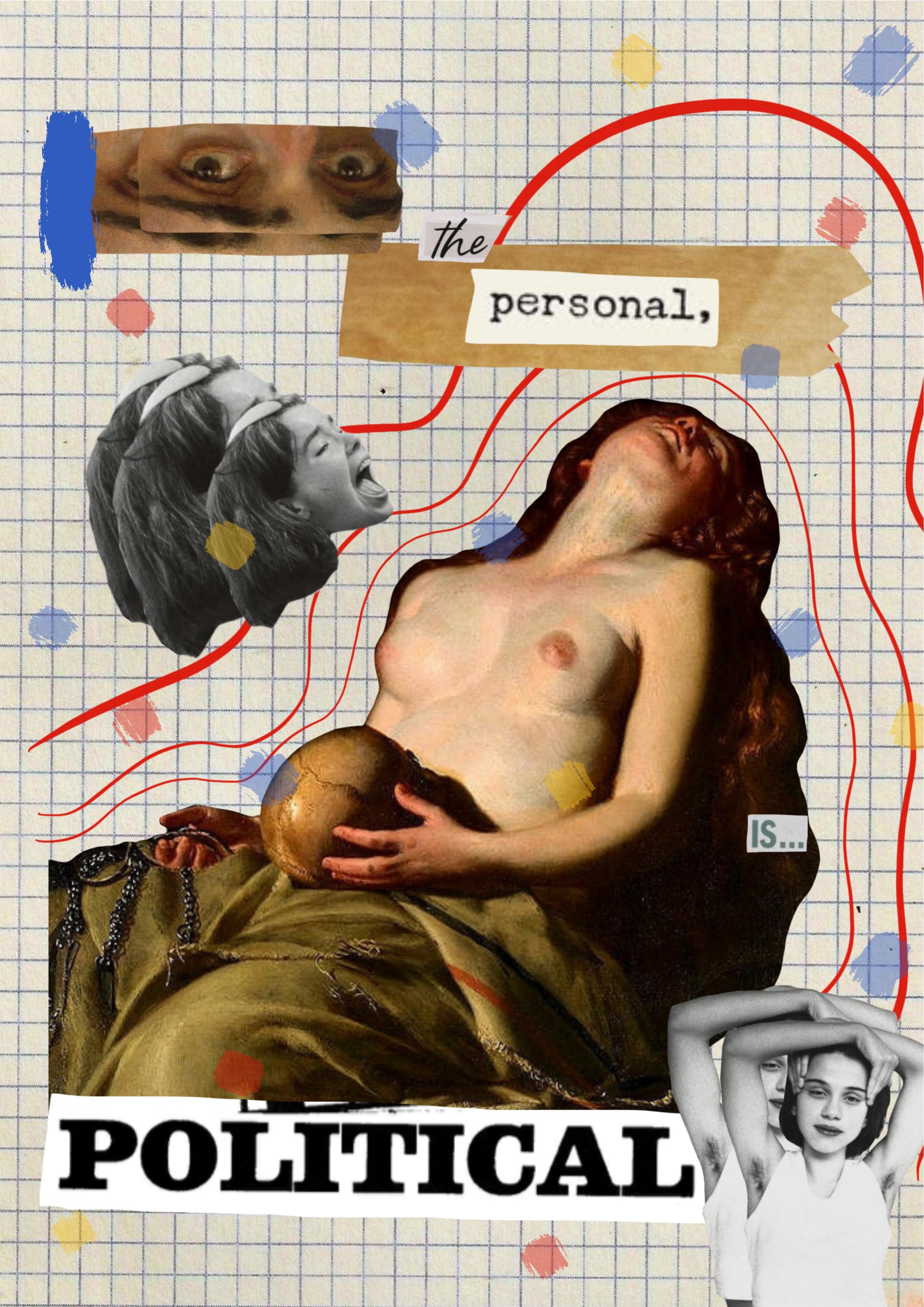 Personal is political (Maddalena Penitente - Guido Cagnacci) (courtesy of the artist)