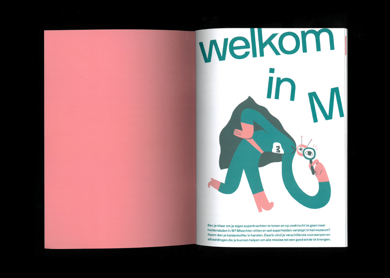 Superhelden - Playbook for Museum M Leuven (courtesy: Lucia Biancalana)