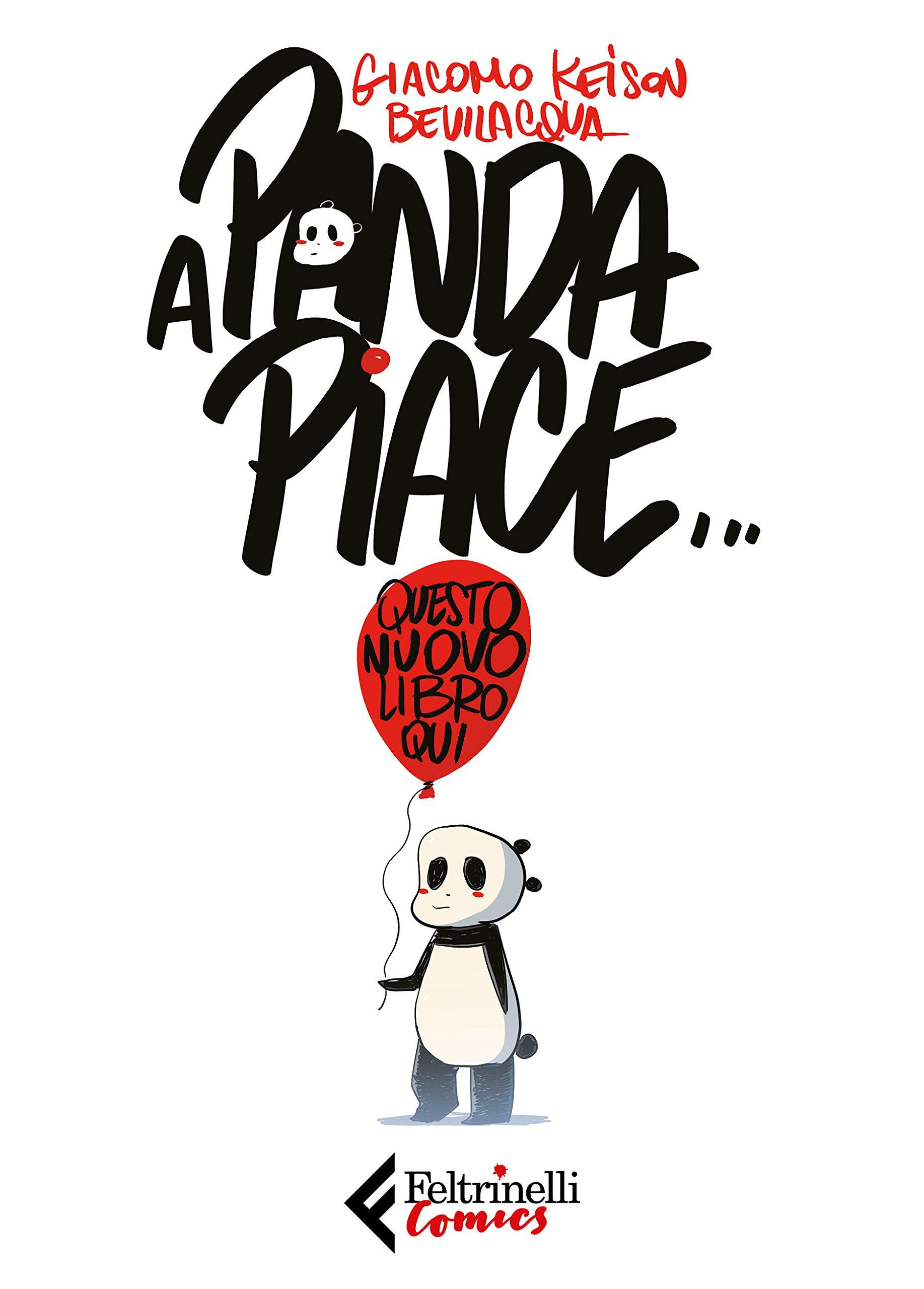 La copertina dell'ultima opera di Giacomo Bevilacqua, anche questa scaricabile presto con #aCasaFeltrinelliComics