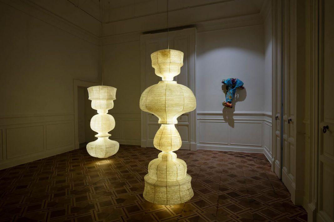 Lynda Benglis Thomas Dane Gallery