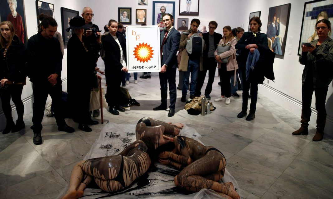 Arte contro il cambiamento climatico