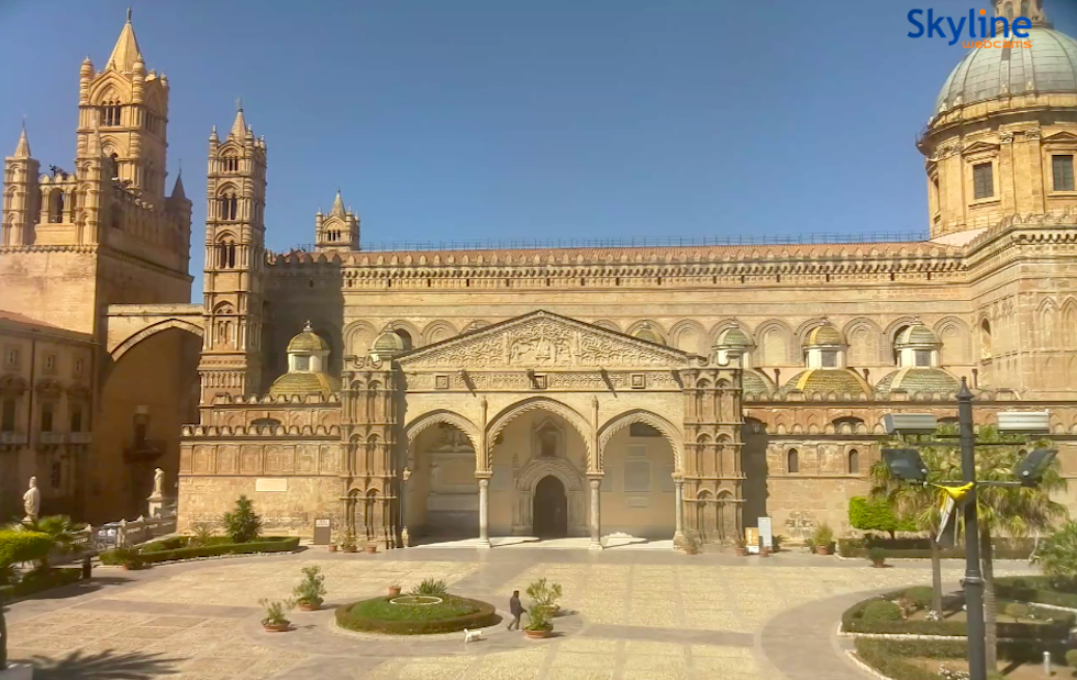 Palermo, marzo 2020