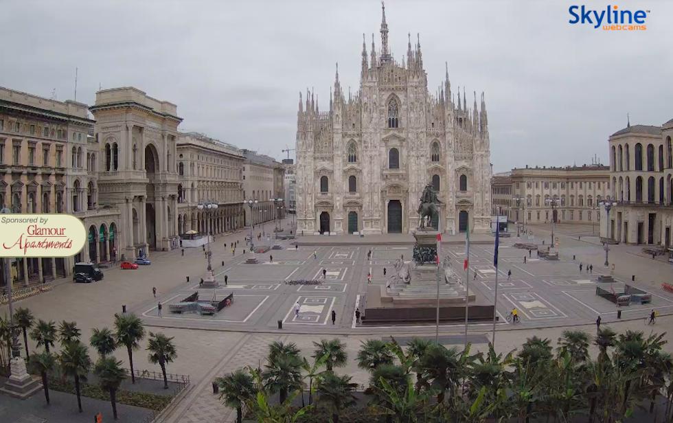 Milano, marzo 2020