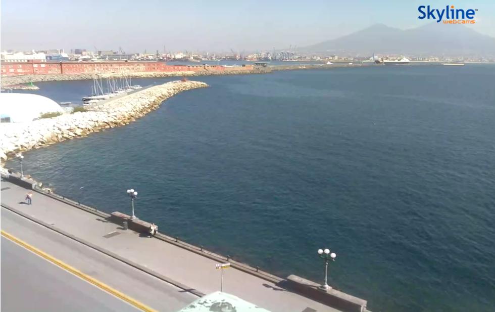 Napoli, marzo 2020
