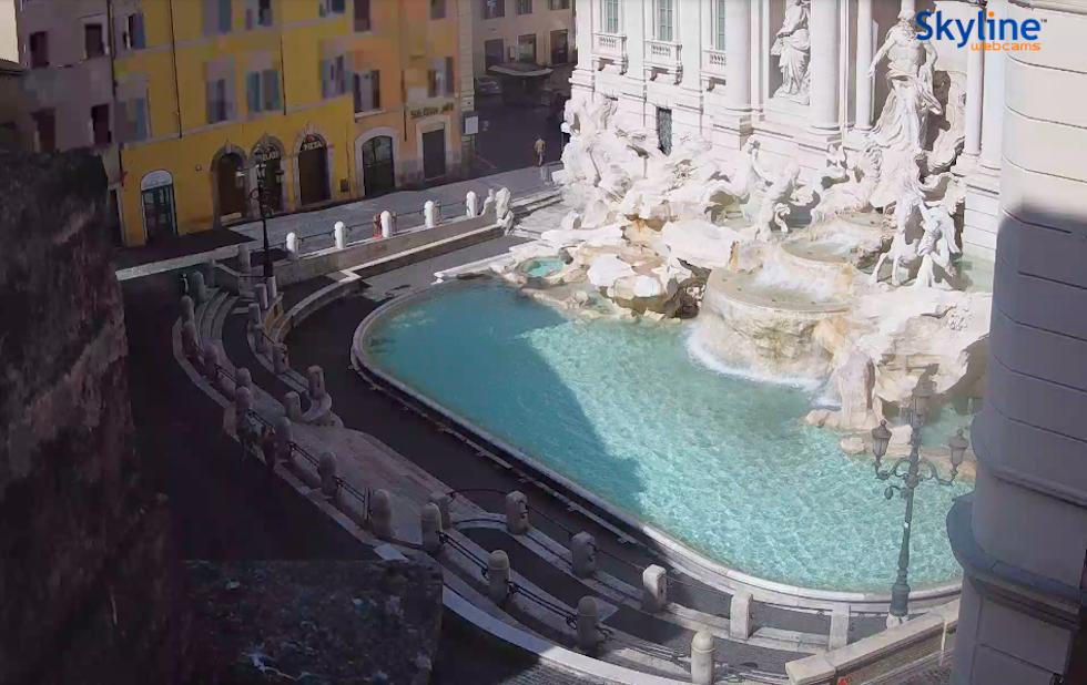 Roma, marzo 2020