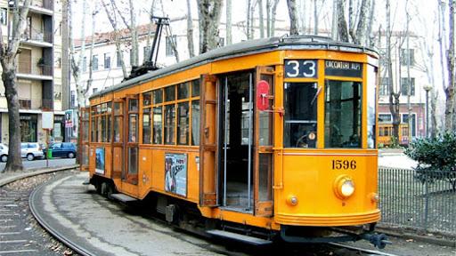 Tram 33, Milano