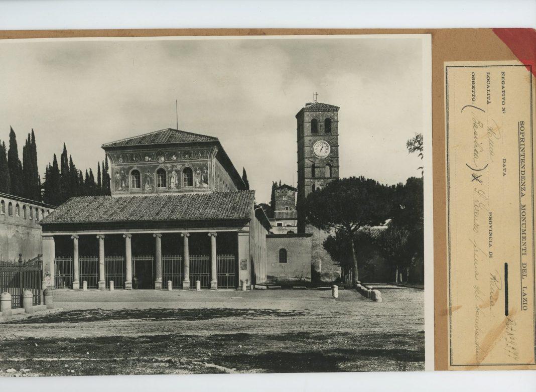 Archivio fotografico della Soprintendenza di Roma