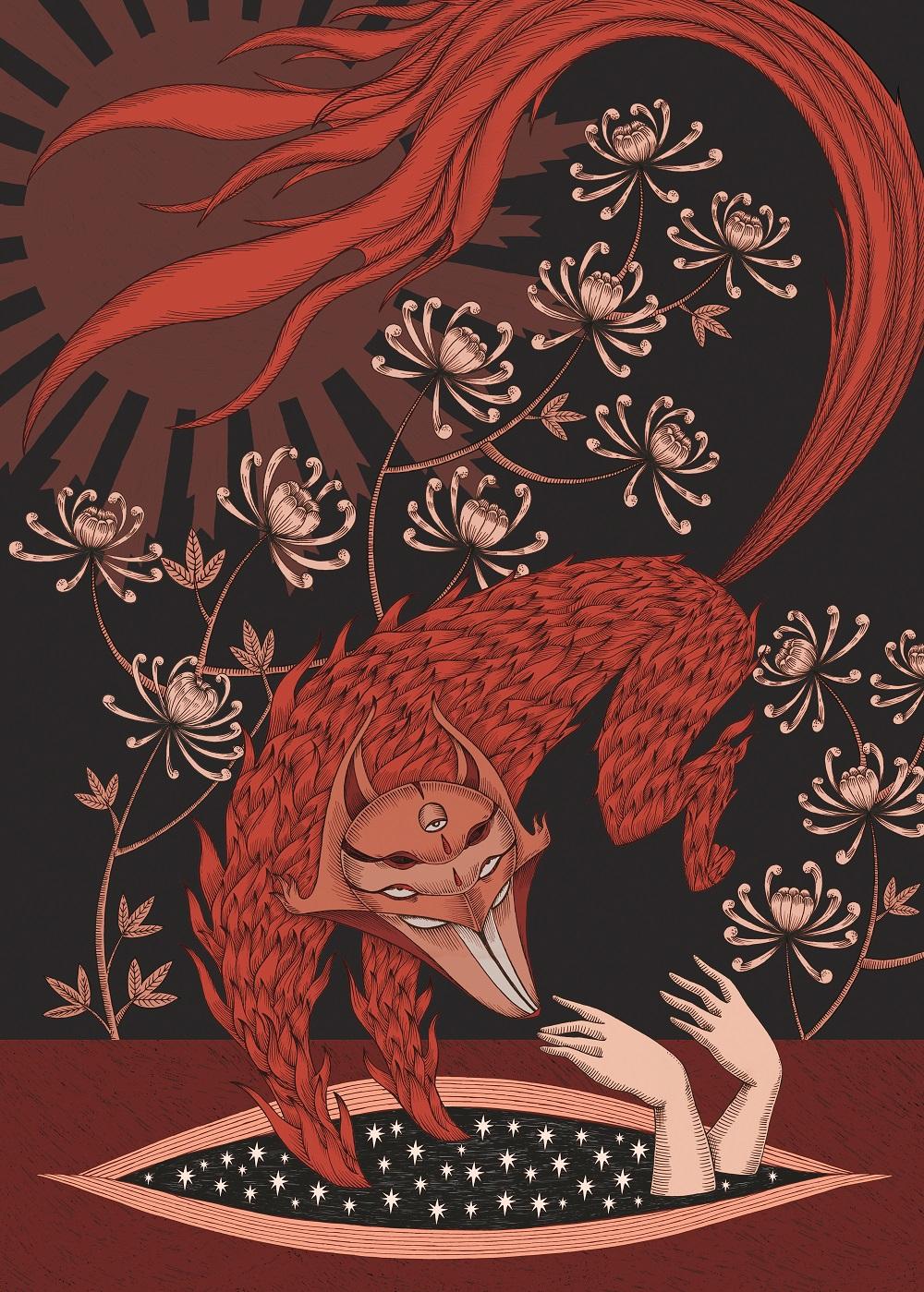 """Fox"" di Elisa Seitzinger"