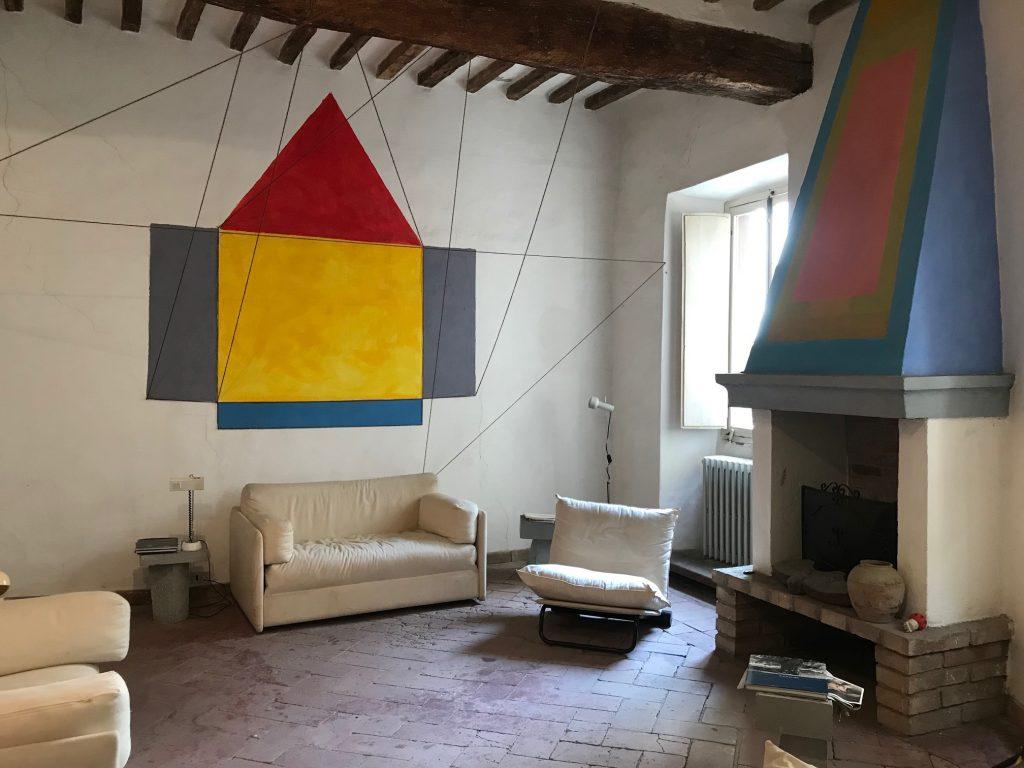 casa dipinta todi