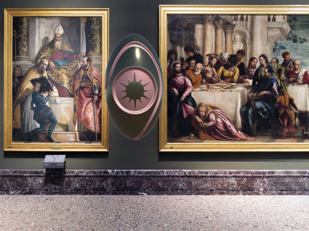 Luca Pozzi, The Dark Collection alla Pinacoteca di Brera, Milano.jpg