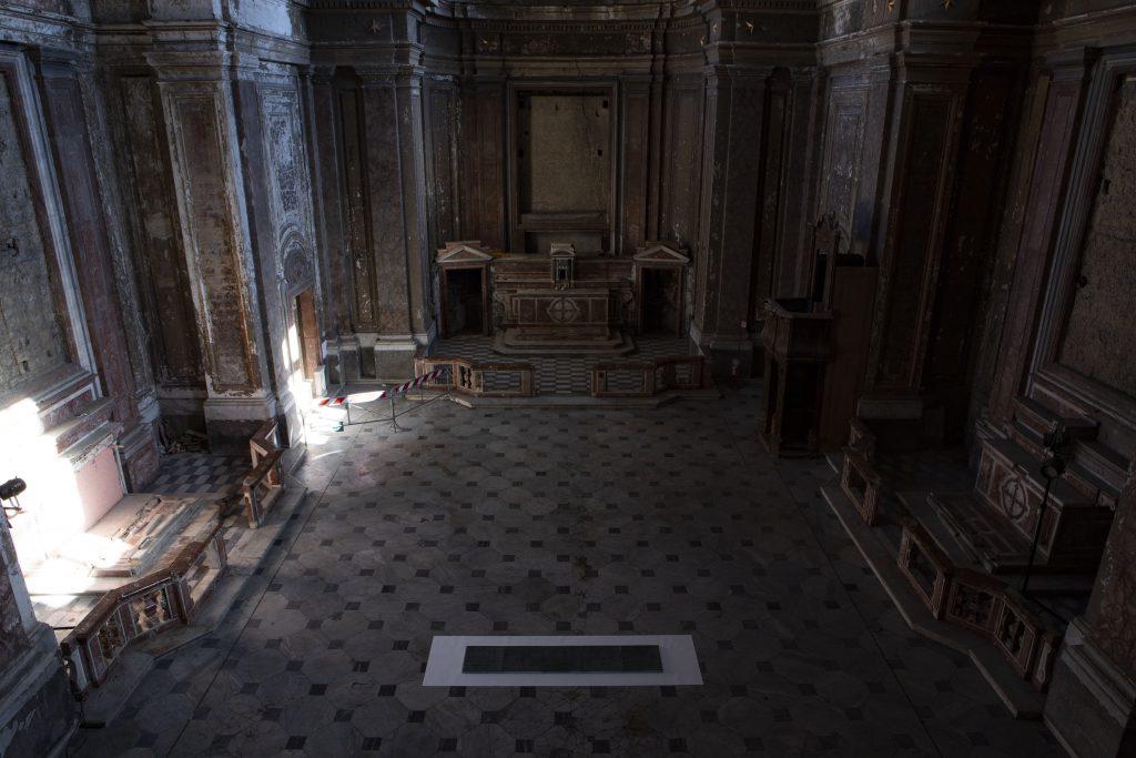 Clarissa Baldassarri Chiesa di San Giuseppe delle Scalze