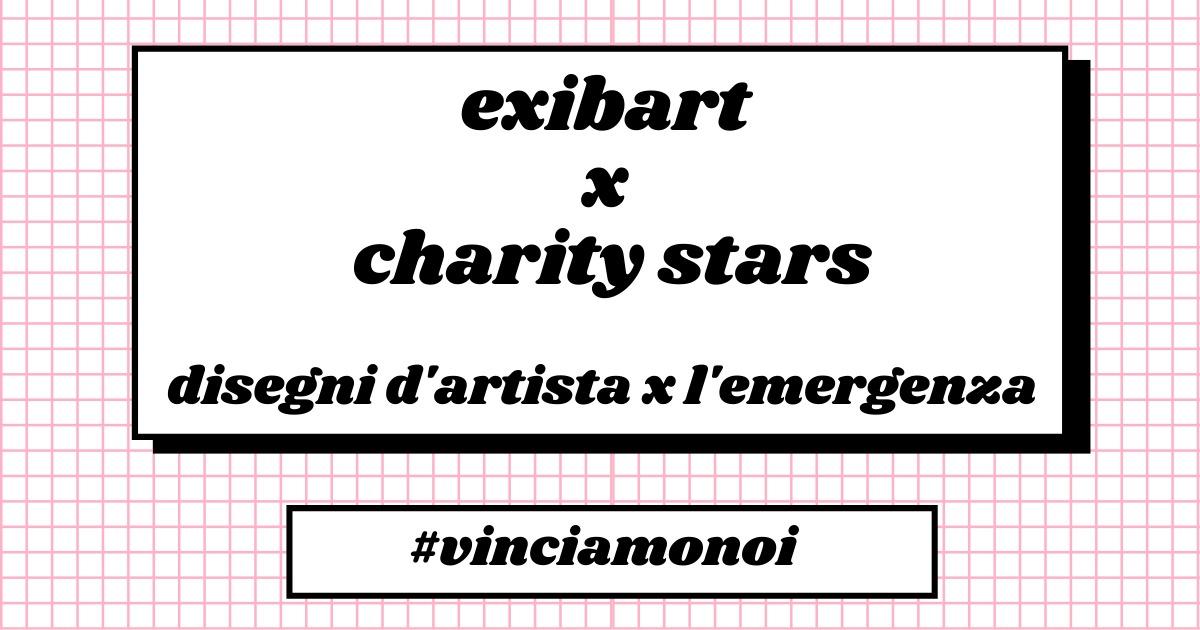 exibart aderisce alla campagna #VinciamoNoi, per fronteggiare l'emergenza Coronavirus