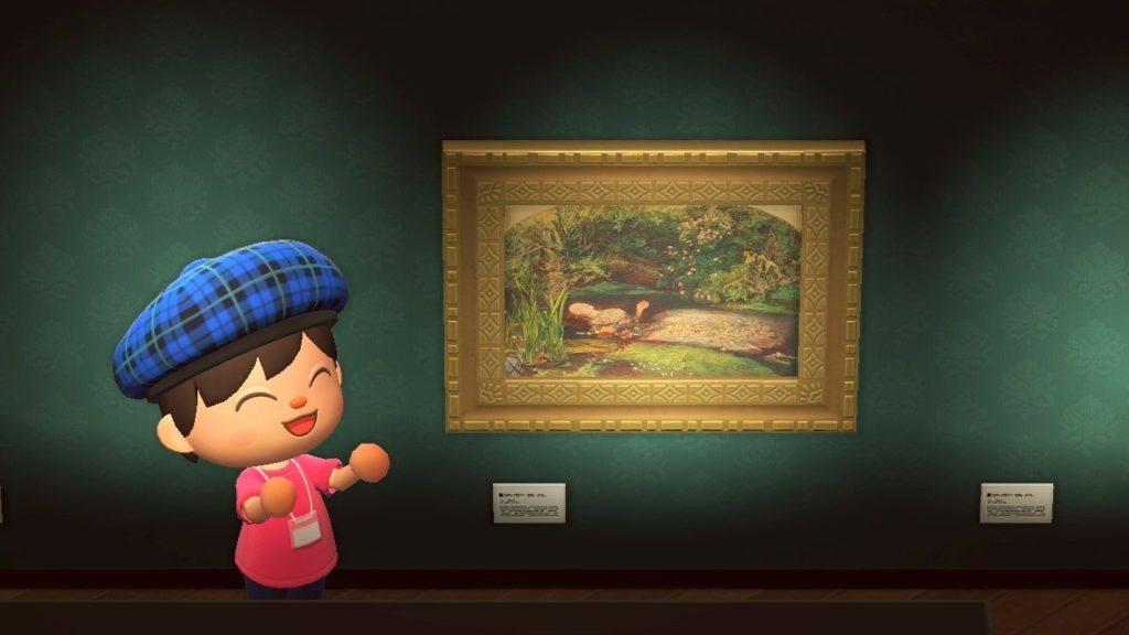 Su Animal Crossing è possibile espandere la collezione del museo locale. Ma fate attenzione ai falsi! Ve ne raccontiamo qualcosa nelle notizie del mondo dell'arte di questa settimana (Fonte: GameIndustry.it)