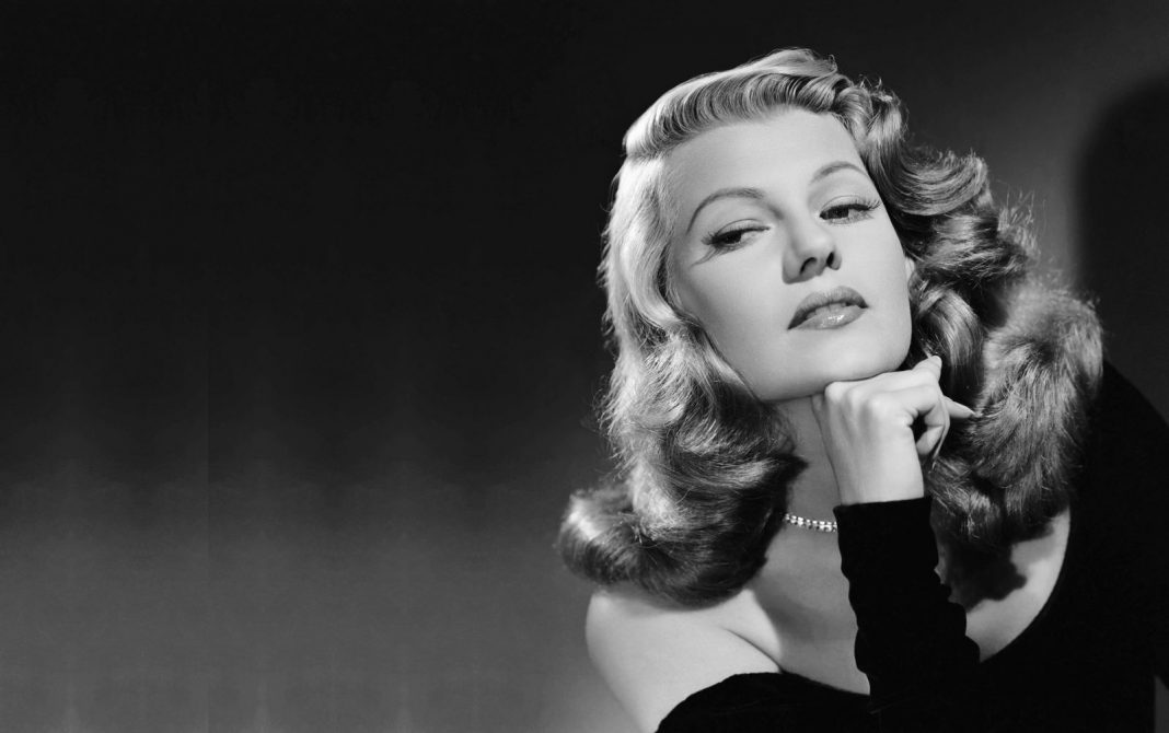 Rita Hayworth in Gilda
