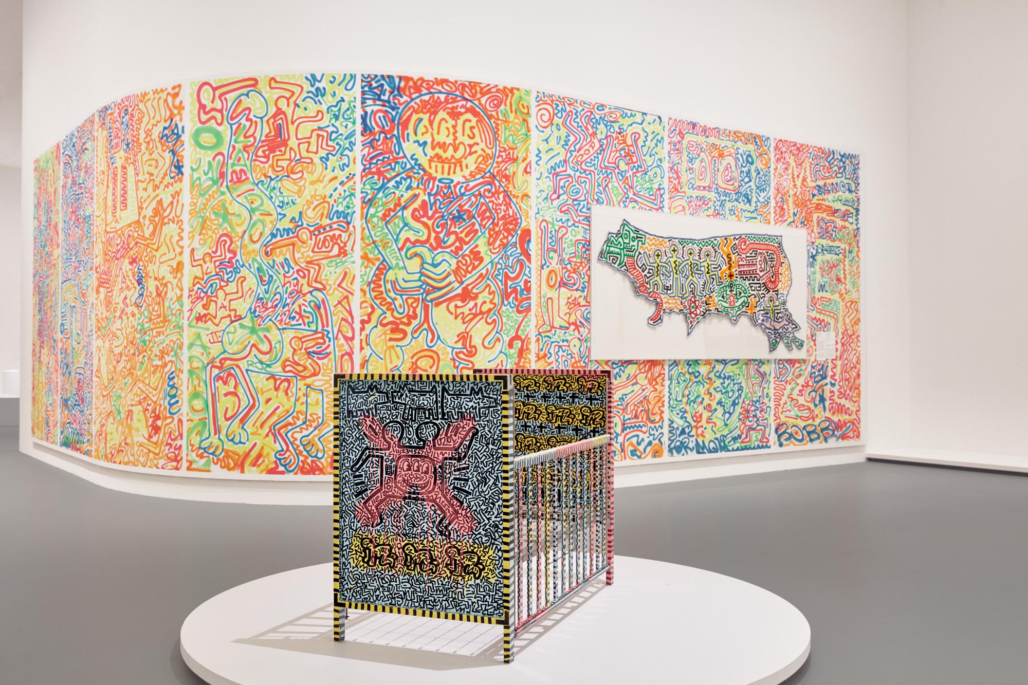 La mostra di Haring e Basquiat online grazie alle National Gallery of Victoria