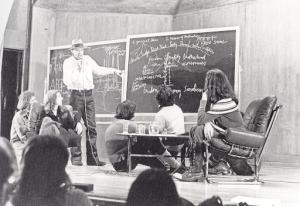 Joseph Beuys, la parola come scultura sociale