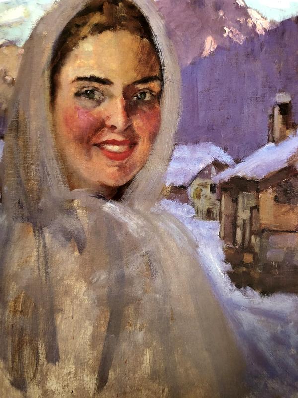 Carla Maria Maggi pittrice