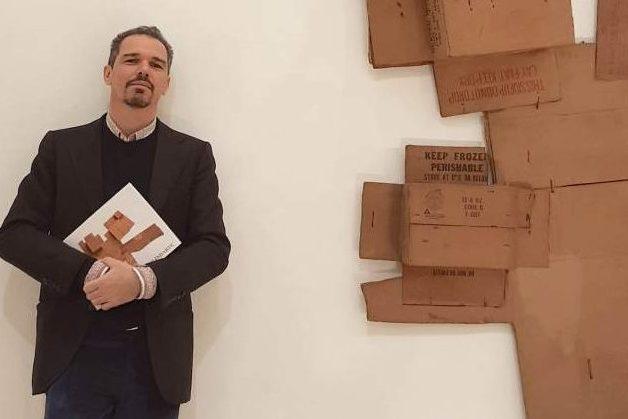 Memmo Grilli, Direttore Dipartimento Arte Moderna e Contemporanea di Blindarte