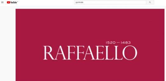 Raffaello 1520-1483. Visita virtuale (evento online)
