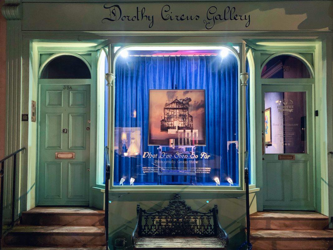 Dorothy Circus Gallery Londra Roma