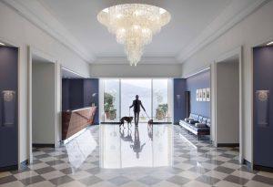 Hall, Grand Hotel Miramare