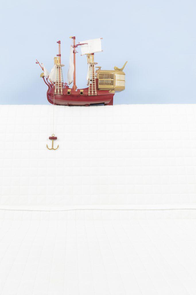 Luca Gilli, pronti a salpare, courtesy l'artista e Paola Sosio Arte Contemporanea