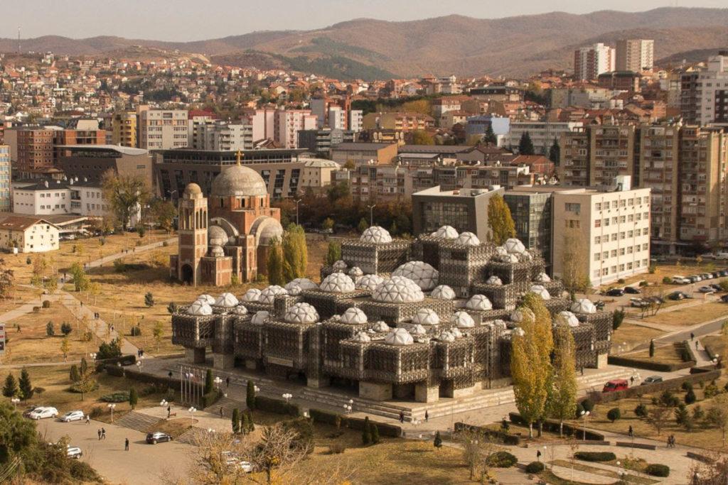 Manifesta 14, nel 2022, a Prishtina