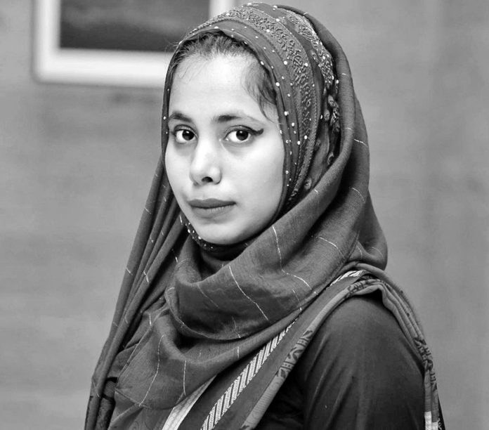 Ritratto di Tahia Farhin Haque