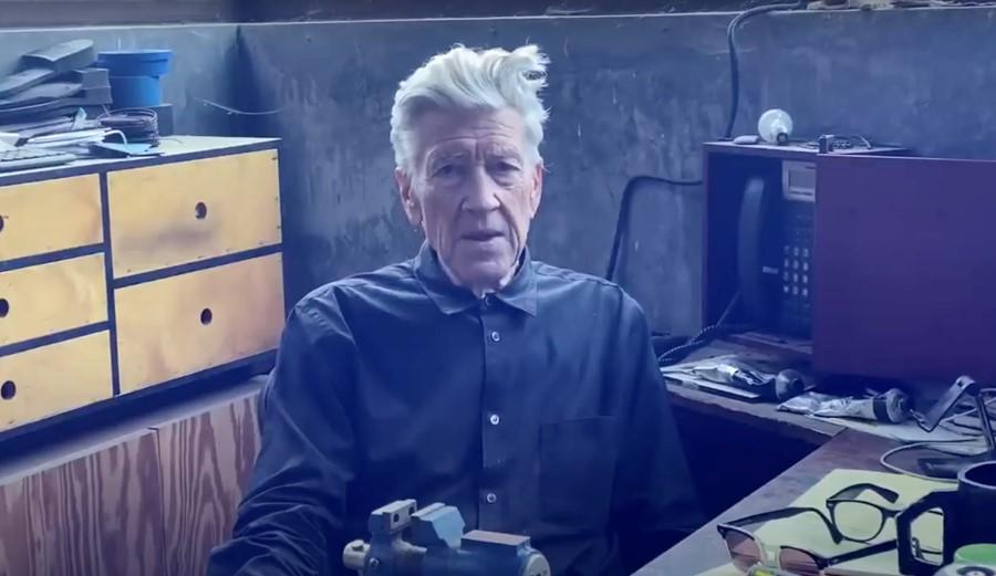 David Lynch su Youtube