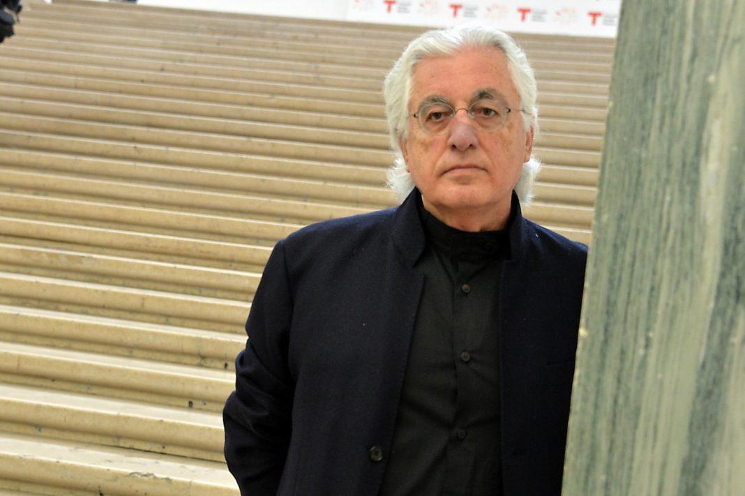 Germano Celant, foto di Gian Mattia D'Alberto / lapresse