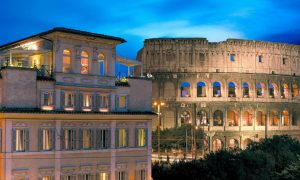 Hotel Palazzo Manfredi al Colosseo, Roma