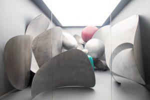 Liu Wei, Microworld, 2018 opera esposta alla 58ª Biennale di Arti Visive di Venezia May You Live in Interesting Times