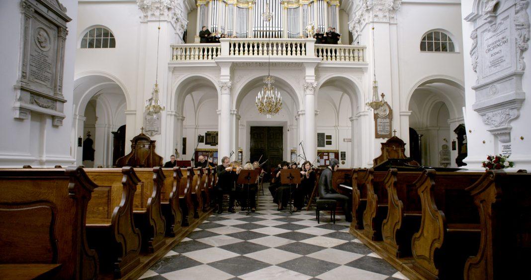 Chiesa Santa Croce Varsavia