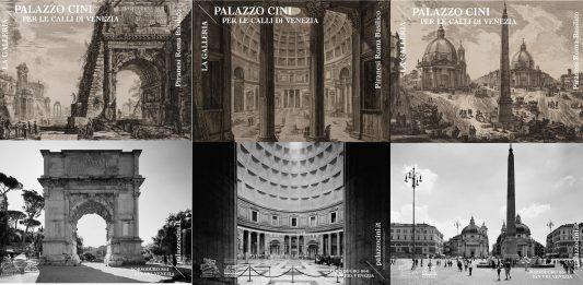 Piranesi Roma Basilico: mostra sui muri delle calli di Venezia