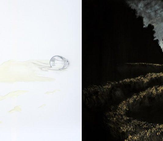 Monica Ferrando – Bianco, nero, in levità passare. Opere recenti