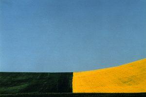 Franco Fontana, Basilicata, 1975, dalla mostra Memoria e Passione. Da Capa a Ghirri. Capolavori dalla Collezione Bertero