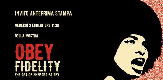 Obey fidelity.  The art of Shepard Fairey