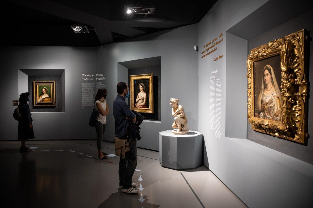 """Riapertura mostra """"Raffaello 1520 – 1483"""", Scuderie del Quirinale"""