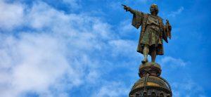 Monumento a Cristoforo Colombo, a Barcellona