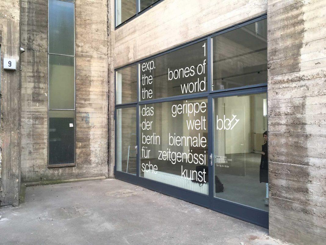 exrotaprint, sede della Biennale di Berlino